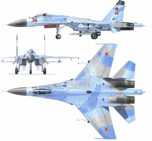 Заранее благодарен!  Заголовок: Re: Камуфляж и символика строевых Су-27 Создано strizhi.ru в 01.11.2004 :: 16:42:20.