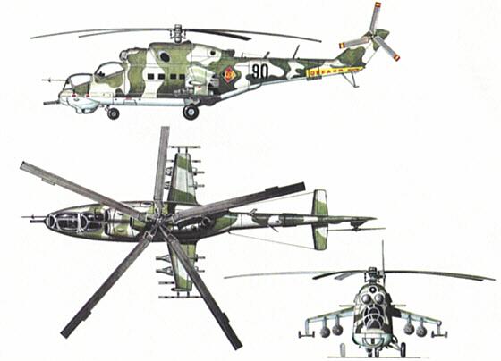 helicopteros rusos