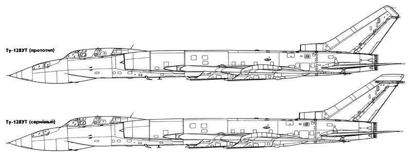 Нажмите на изображение для увеличения Название: Tu-128UT_06.jpg Просмотров: 0 Размер:72.4 Кб ID:199966.